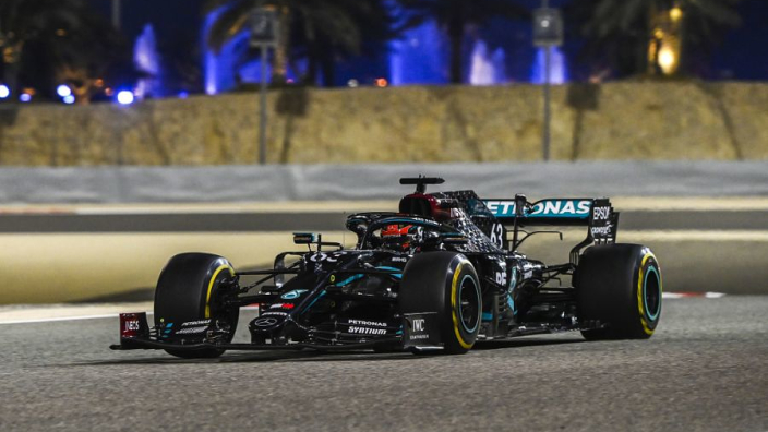 Video: Why Mercedes shouldn't wait until 2022 to sign Russell