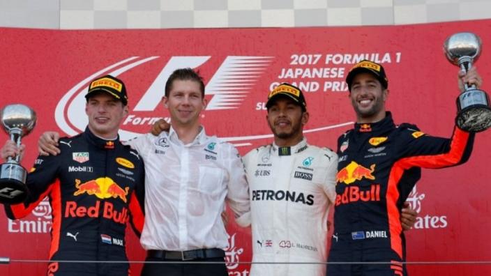 Daniel Ricciardo: 'Hamilton heeft kampioenschap vooral aan auto te danken'