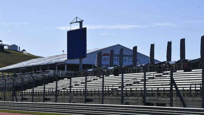 Vettel: Nobody likes to race in front of empty grandstands