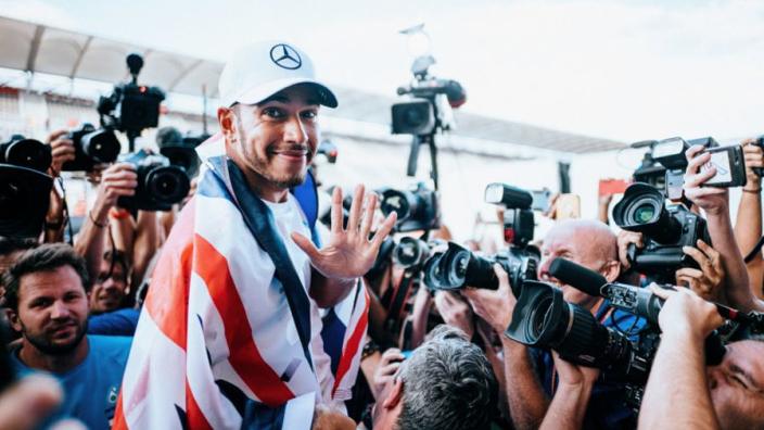 Brazilian GP: Mercedes set to party again