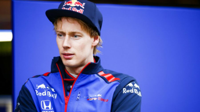 Hartley gets surprise Ferrari deal