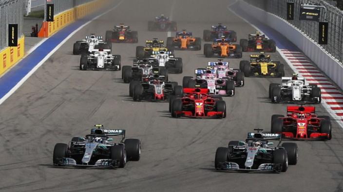 FIA wil regels aanpassen naar aanleiding van Q2 in Sochi