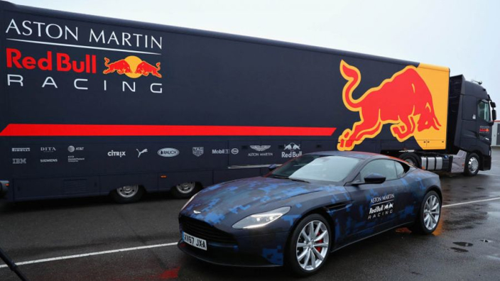 Aston Martin: 'Staan klaar voor Red Bull als Honda stopt'