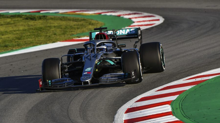 Mercedes to return to the track on Tuesday at Silverstone