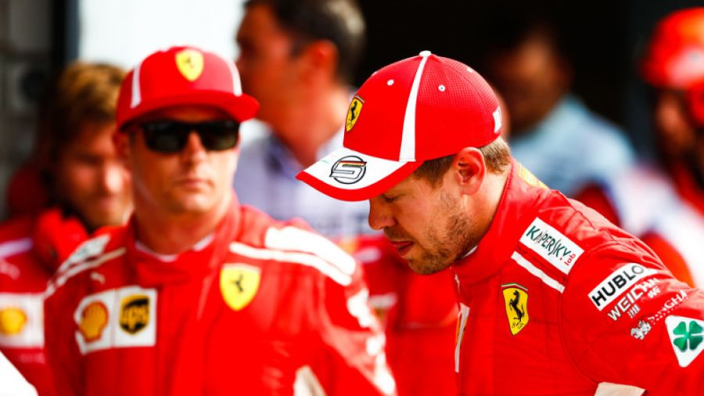Vettel apologises to Tifosi after Monza misery