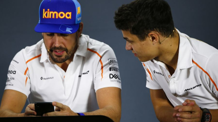 McLaren want Alonso deal, but not in F1
