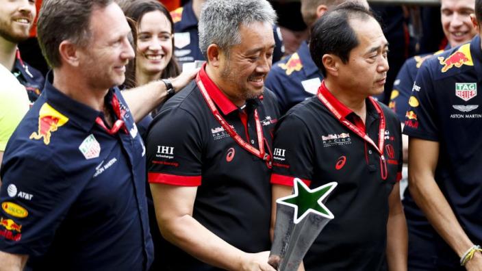 Horner verklaart keuze voor Honda-motor: 'We moesten een risico nemen'
