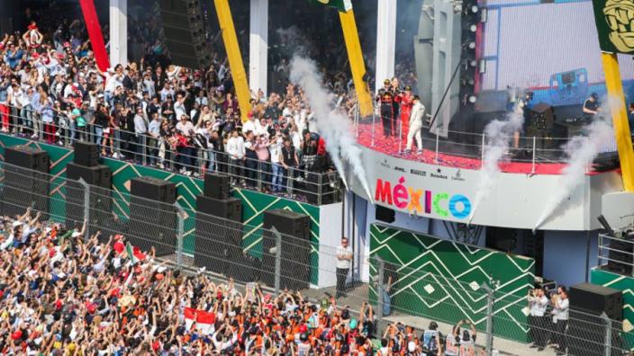 Perez: 'Er lijkt weer wat hoop te zijn voor Mexicaanse Grand Prix'