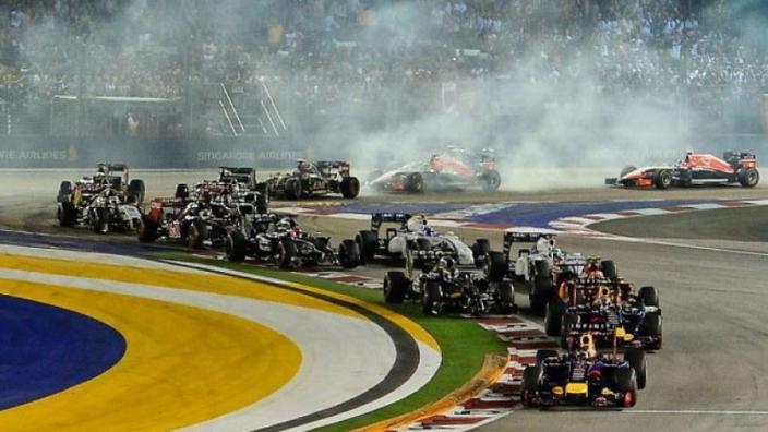 F1 over kritiek op televisie-uitzendingen: 'Veel moeilijker dan bij andere sporten'
