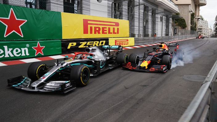 GALLERY: The best pictures from the Monaco GP