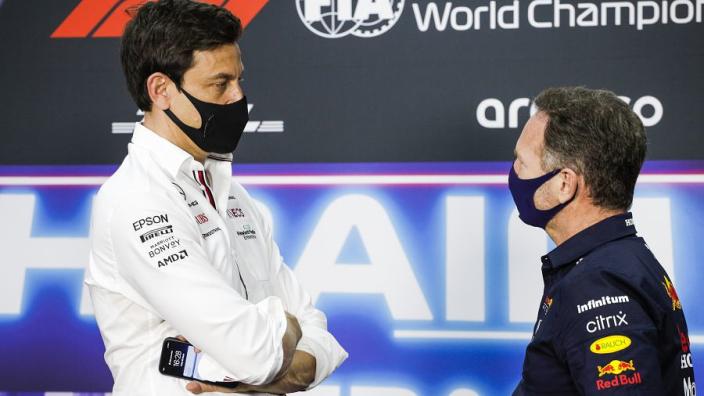 Red Bull poaching will not destabilise Mercedes - Wolff