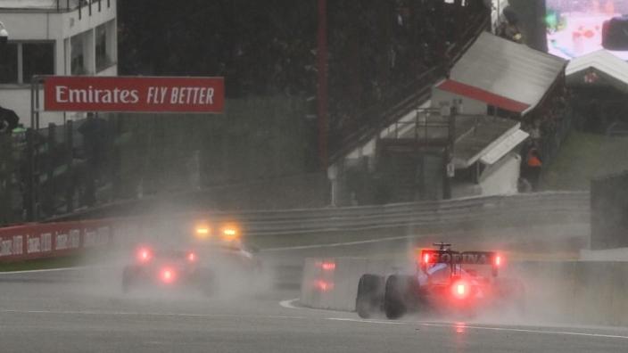 F1 Commission calls for regulation tweaks after Belgian GP washout