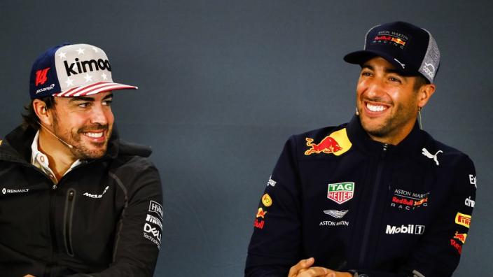 """Abiteboul bereidt zich voor op Alonso: """"Is wat meer agressief en veeleisend"""""""