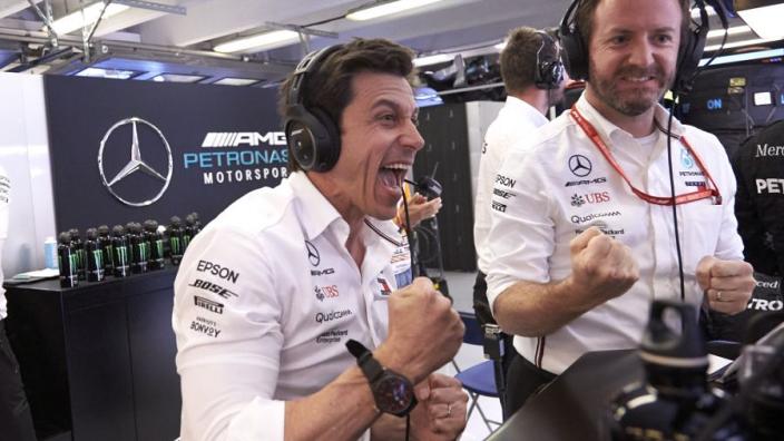 """Wolff lyrisch: """"Formule E heeft een veelbelovende toekomst"""""""
