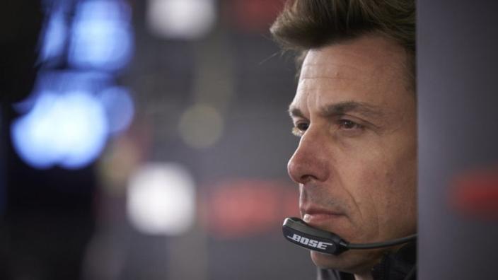 Mercedes is op haar hoede: "Honda indrukwekkend, Ferrari krachtig"