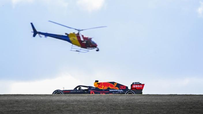 'Kans op buien tijdens Grand Prix Portugal door orkaan op Atlantische Oceaan'