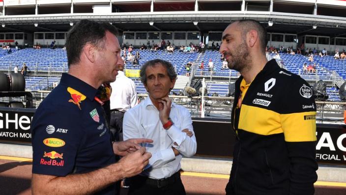 Renault doet opmerkelijke onthulling: 'Wilden één team worden met Red Bull'