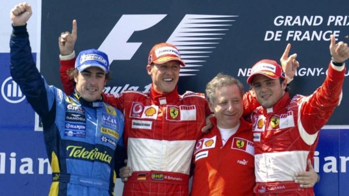"""Felipe Massa over Schumacher: """"Hij was mijn leraar"""""""