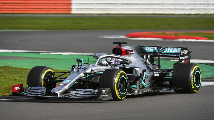 DAS-systeem Mercedes in strijd met 2021-reglementen