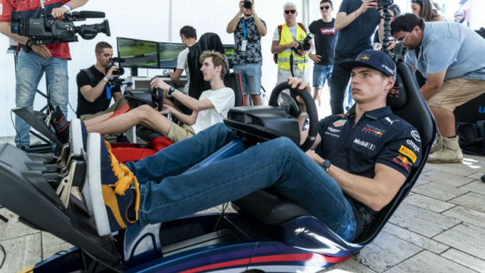 Verstappen wants to try another racing series