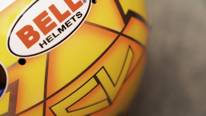 Leclerc turns to comic book hero for latest helmet inspiration