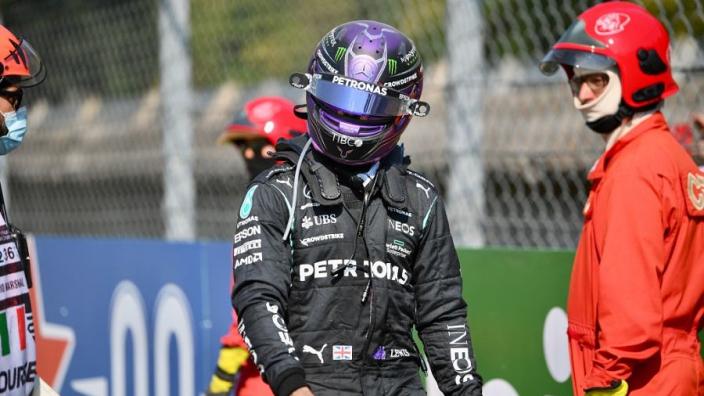 Villeneuve: 'Hamilton maakt nooit fouten, alleen in gevecht met Verstappen'