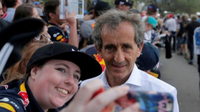 Alain Prost: 'Visie van Liberty Media is onduidelijk'