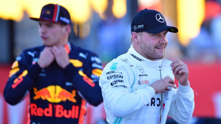 Bottas 'fell in love' with F1 again in 2019