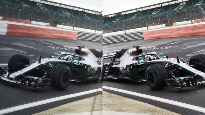 PICS AND VIDEOS | Mercedes F1 back on track testing at Silverstone