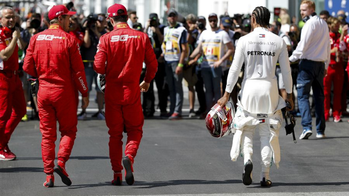 Lewis Hamilton to join Ferrari? Everything that's been said so far