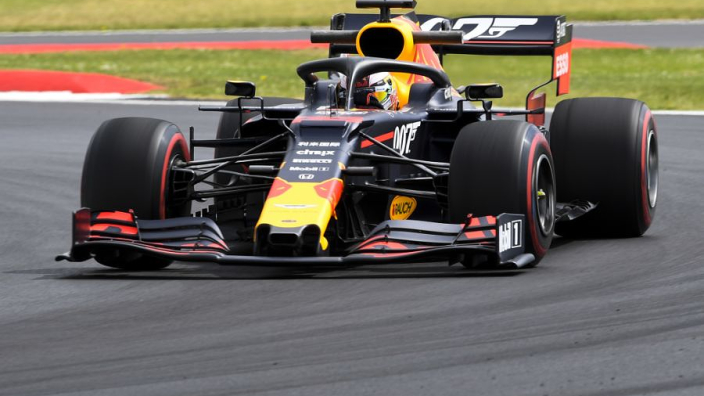 Verstappen admits Red Bull still too far behind Mercedes and Ferrari