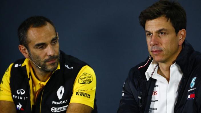 """Wolff: """"Formule 1 nog nooit zo politiek geweest als afgelopen zes maanden"""""""