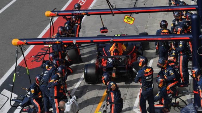 Red Bull Racing dichtbij titel na fantastische score in Mexico