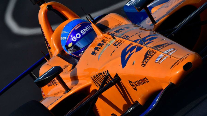 Alonso fails to qualify for Indy 500