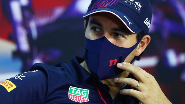 Perez takes blame for Red Bull debut qualifying failure