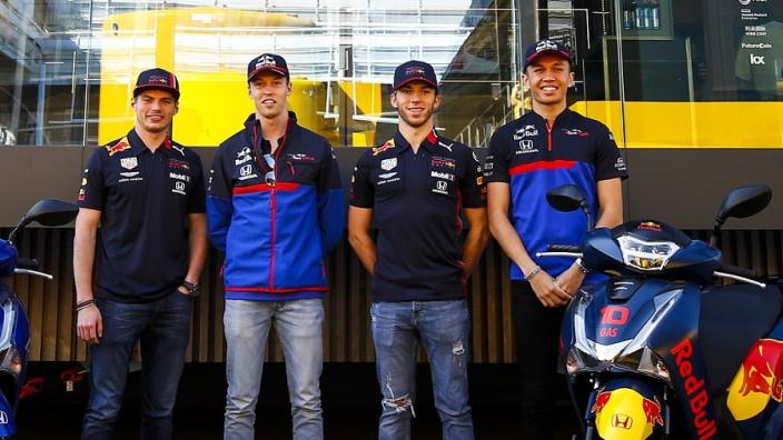 """""""Kvyat moet na 2020 op zoek naar stoeltje buiten Red Bull Racing"""""""