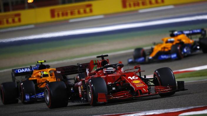 """Steiner over Ferrari-motor: """"Lopen misschien wel voor op sommige anderen"""""""