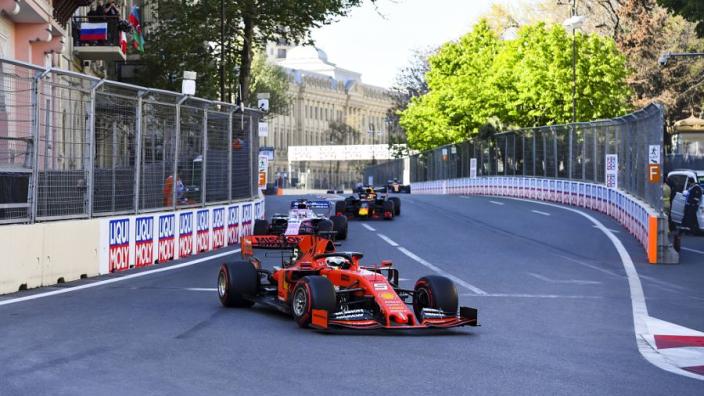 Vettel victime de ses pneumatiques