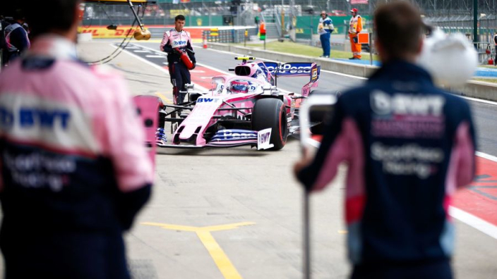 Perez ontevreden over regie Formule 1: 'Ze laten het gewoon niet zien'