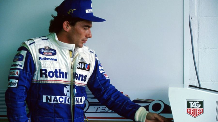 Ayrton Senna: F1 tributes icon 25 years on from Imola tragedy