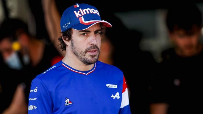 """Alonso: """"Begin van seizoen niet optimaal ingericht voor nieuwe coureurs"""""""