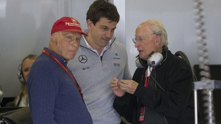 'Mr. Mercedes' professor Jürgen Hubbert (81) van Daimler overleden