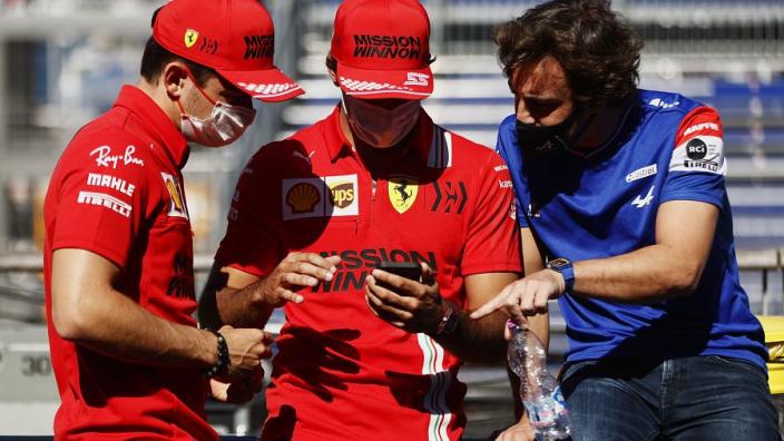 Alonso: 'Achteraf denk ik dat mijn podiumplaatsen te weinig respect hebben gekregen'