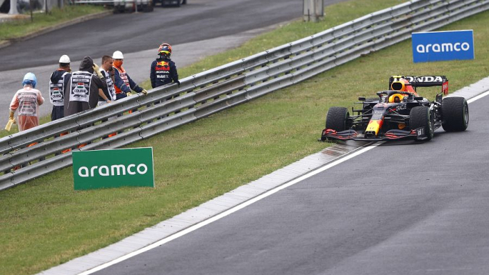 Bottas blunder costs Red Bull another power unit