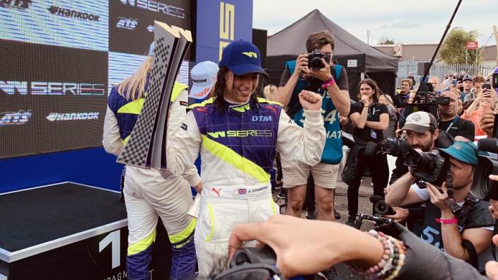 Jamie Chadwick: F1 feels further away