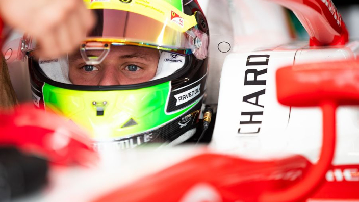 Former Ferrari boss 'optimistic' for Mick Schumacher's F1 future