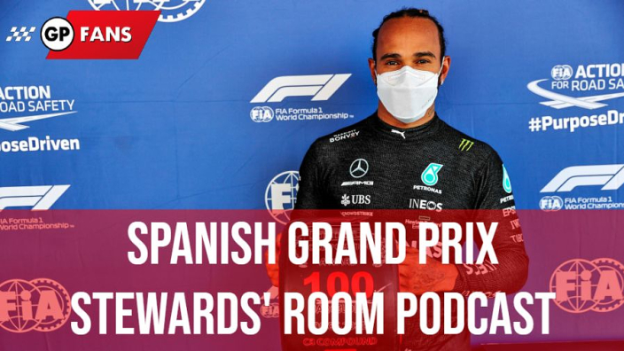 Mercedes magic, Perez problems - Listen to the GPFans Stewards' Room Podcast!