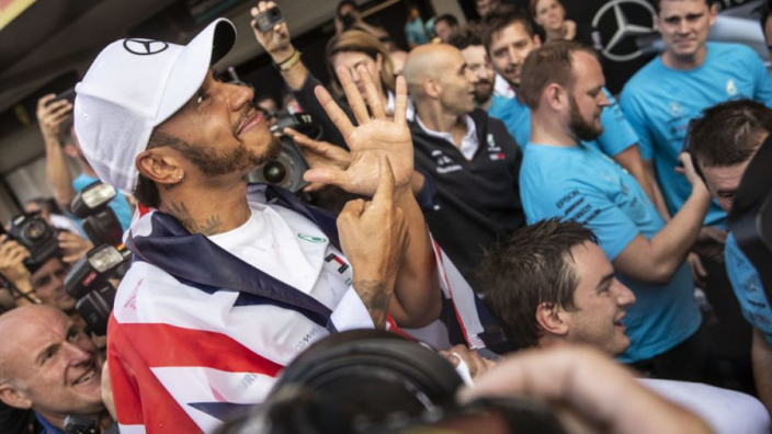 "Hakkinen: ""Hamilton en Mercedes hebben succesformule gevonden"""
