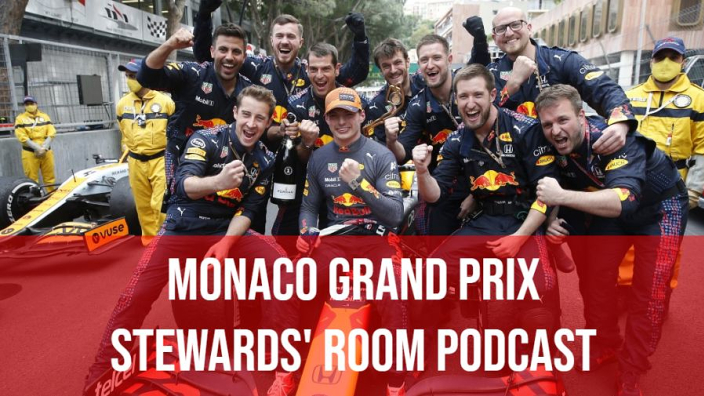 Mercedes Monaco misery as Verstappen victorious - GPFans Stewards' Room Podcast!