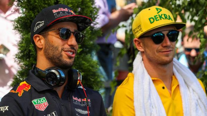 """Hülkenberg denkt Ricciardo te kunnen verslaan: """"Als ik mijn huiswerk goed doe"""""""
